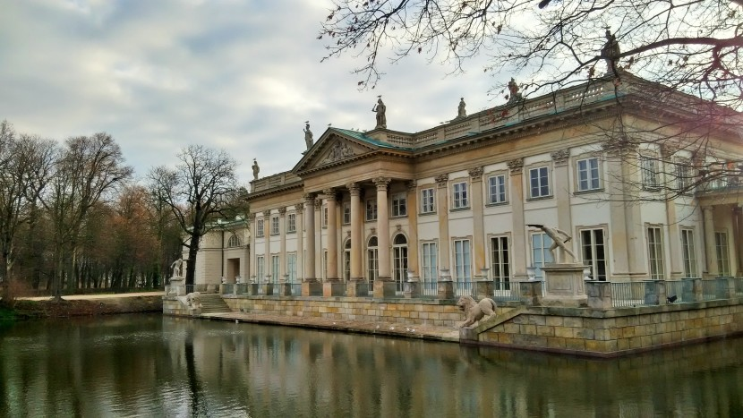 IN PICTURES: LAZIENKI PARK & PALACE, WARSAW