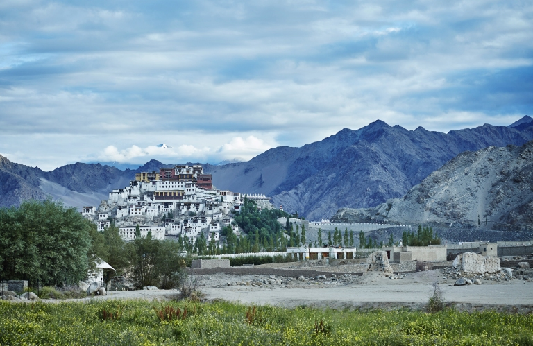 LANDSCAPE OF LADAKH