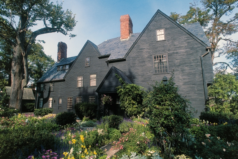 The house of the Seven Gables, Salem