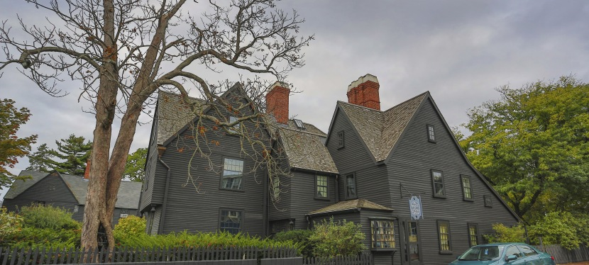 A SPOOKY SOJOURN IN SALEM