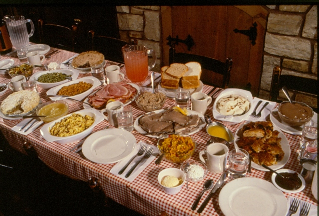 plain-fancy-family-style-meal