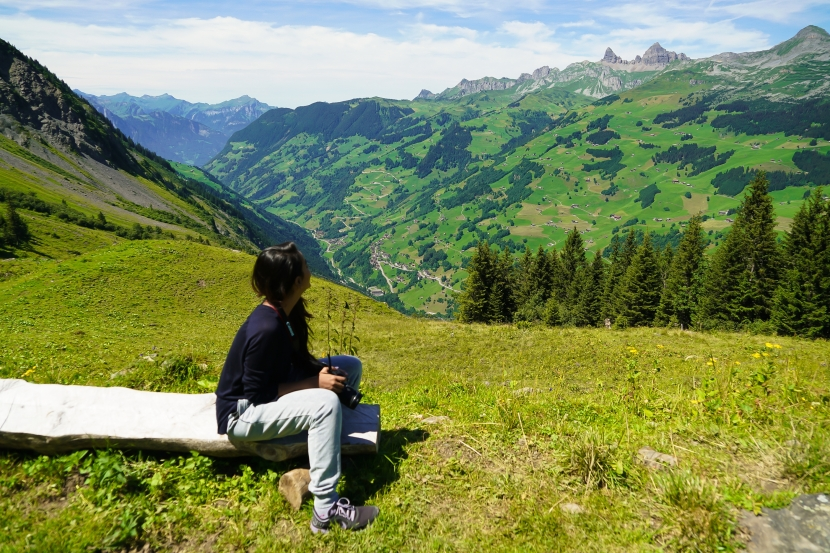 WHEN THE SWISS MOUNTAINS ARECALLING…