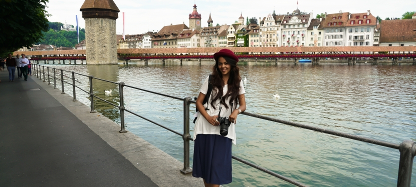 LUCERNE – WHERE EVERY VISTA IS A POSTCARD