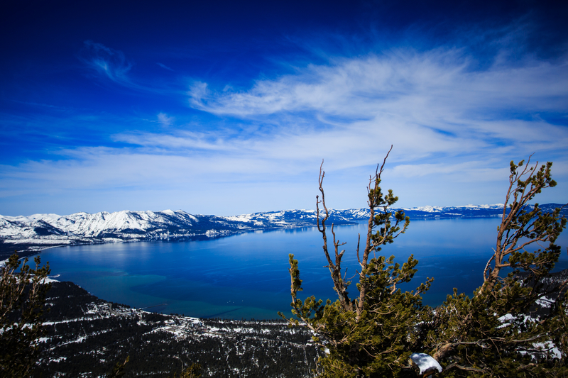 LAKE TAHOE IN CALIFORNIA – WHERE WINTER BRINGS OODLES OFSNOW