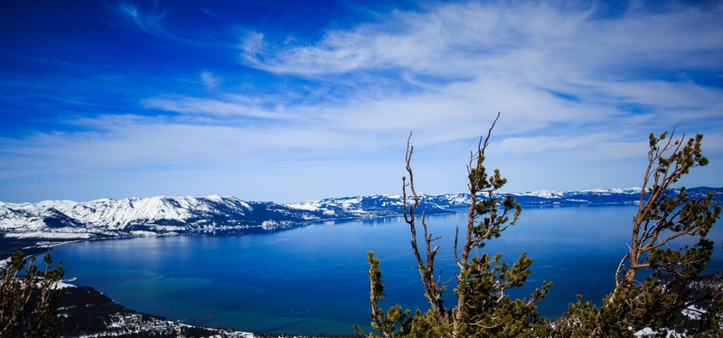 LAKE TAHOE IN CALIFORNIA – WHERE WINTER BRINGS OODLES OF SNOW