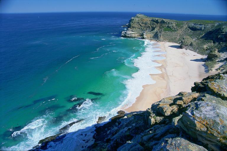 Cape Point - Two oceans meet - Cape Town