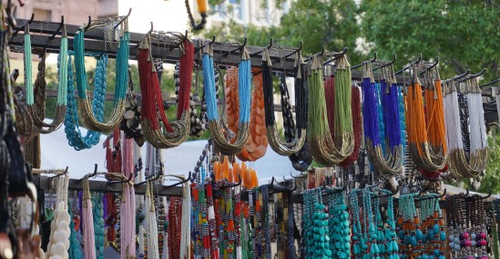 Jewellery at GREENMARKET SQUARE