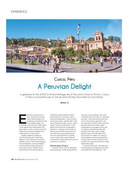 CUSCO, PERU -INDIA OUTBOUND MAGAZINE JAN-FEB 2018-page-001