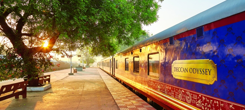 ROMANCING THE DECCAN ON WHEELS!