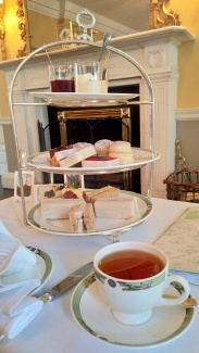AFTERNOON TEA AT THE MERRION (2)