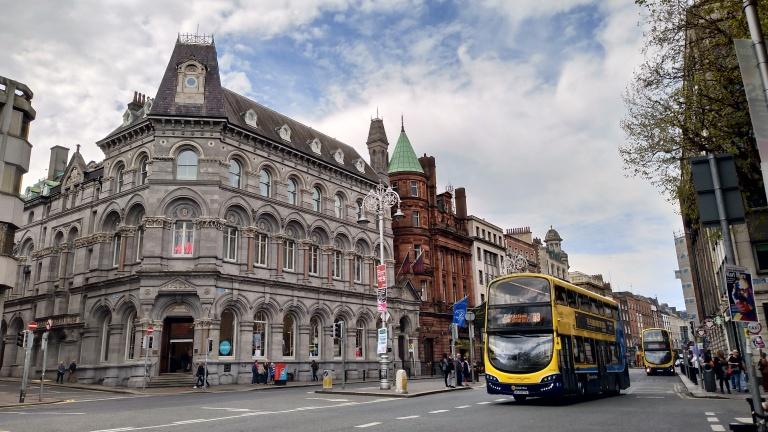 Dublin City centre (2)