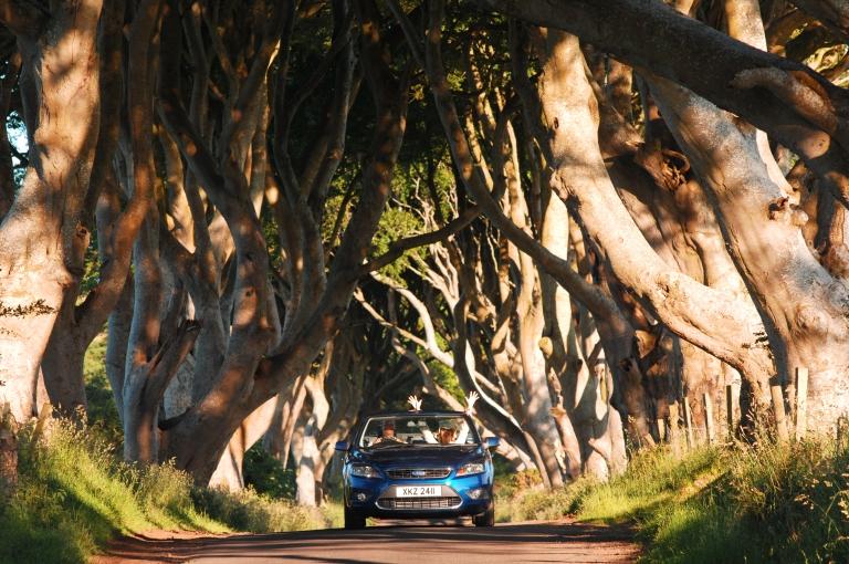 Car Touring Antrim