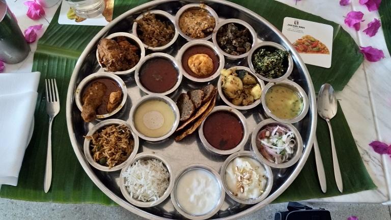 Maharashtrain thali2