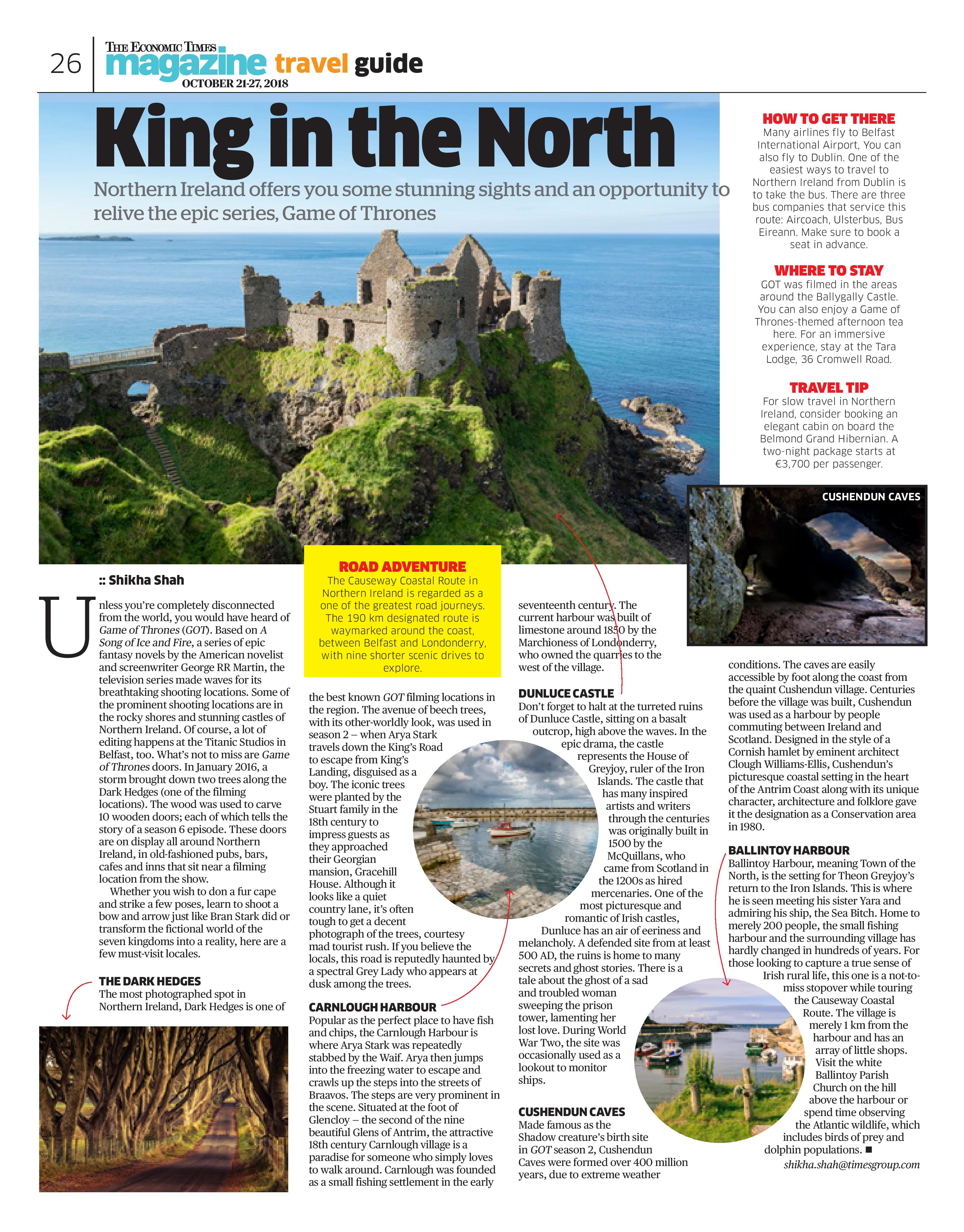 NORTHERN IRELAND - GAME OF THRONES - ET SUNDAY OCTOBER 21-page-001