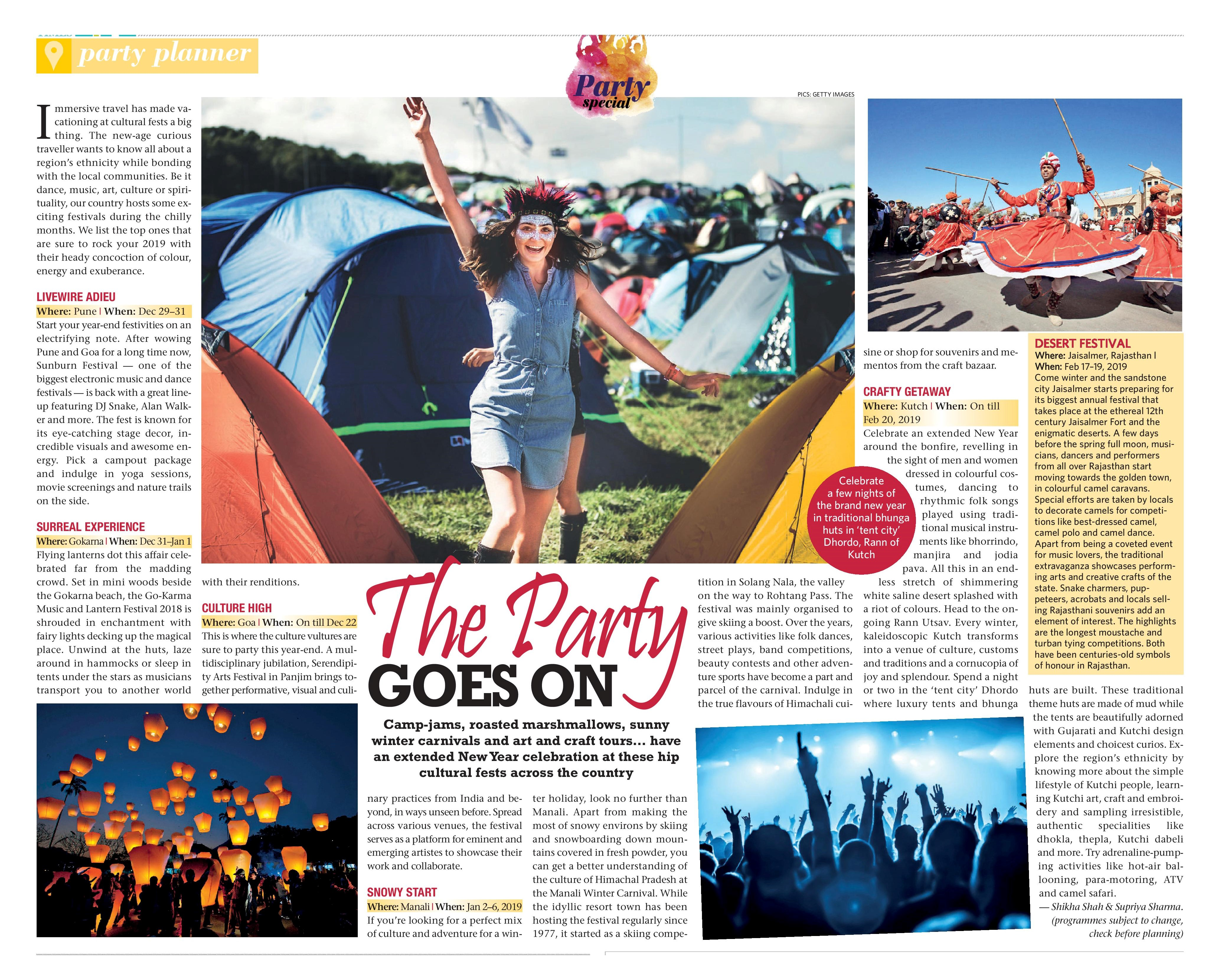 The party goes on - festival travel - TIMES LIFE DEC 9, 2018-page-001