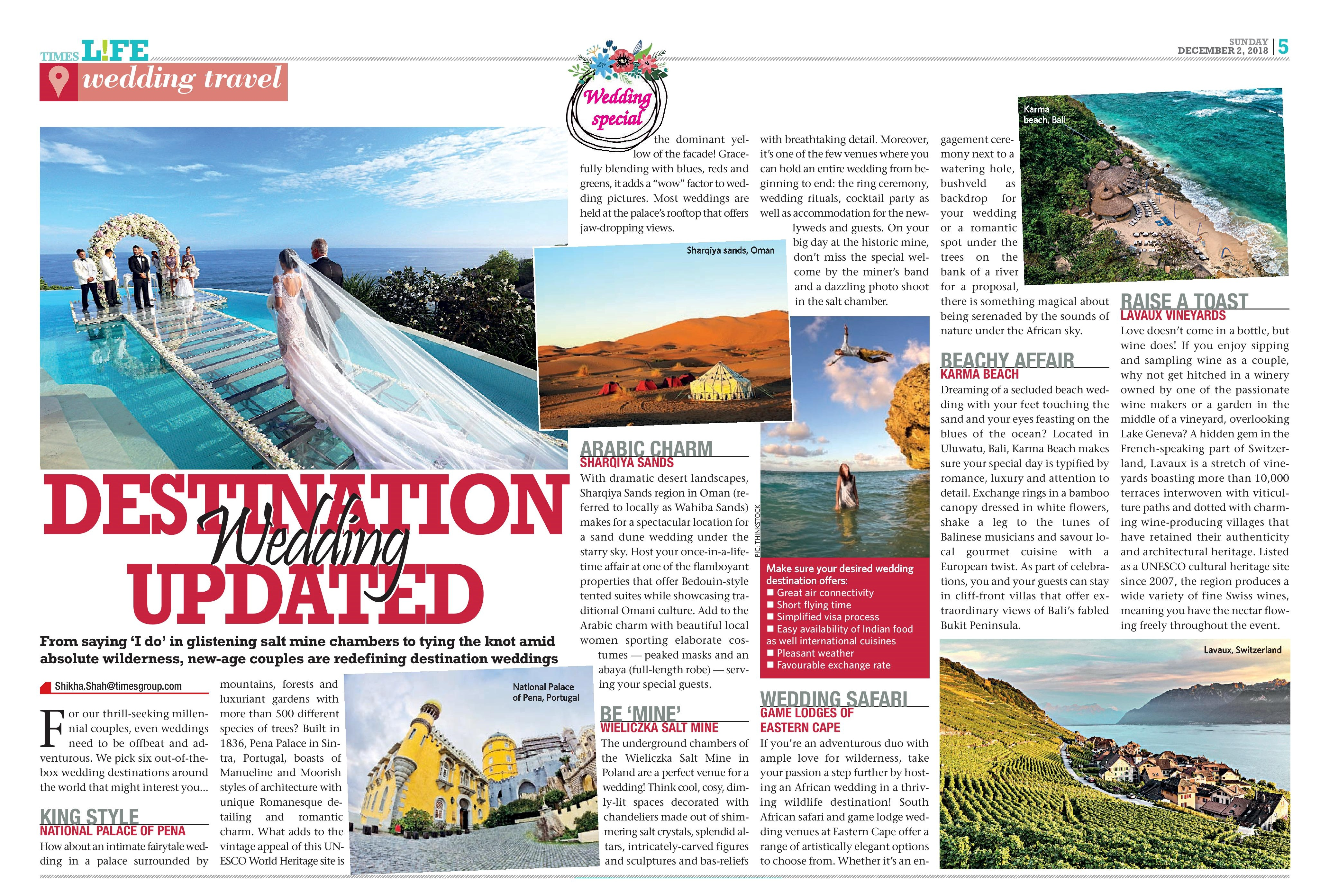 DESTINATION WEDDING TRAVEL FOR TIMES LIFE - page5, 2018-page-001 (2)