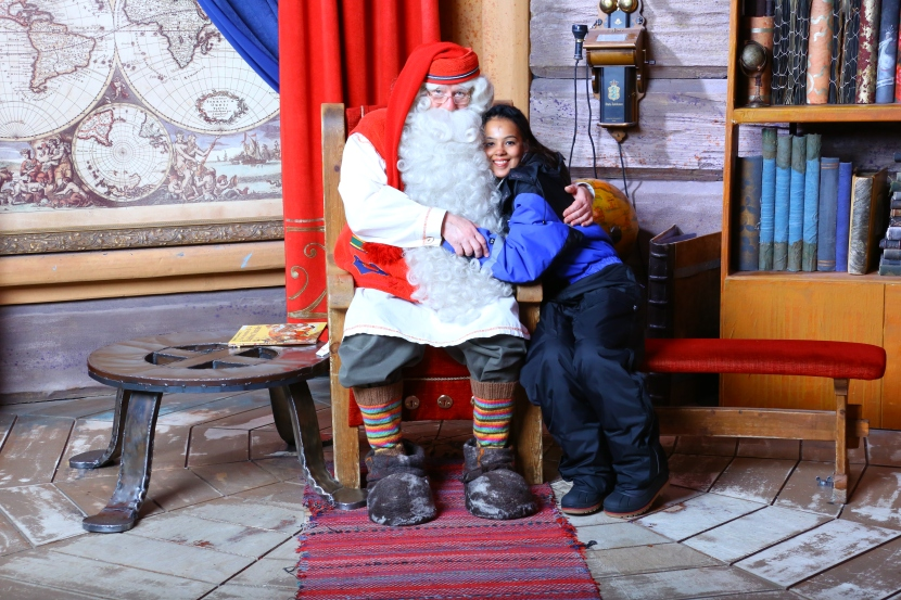 A BUCKET-LIST CHRISTMAS BREAK IN ROVANIEMI