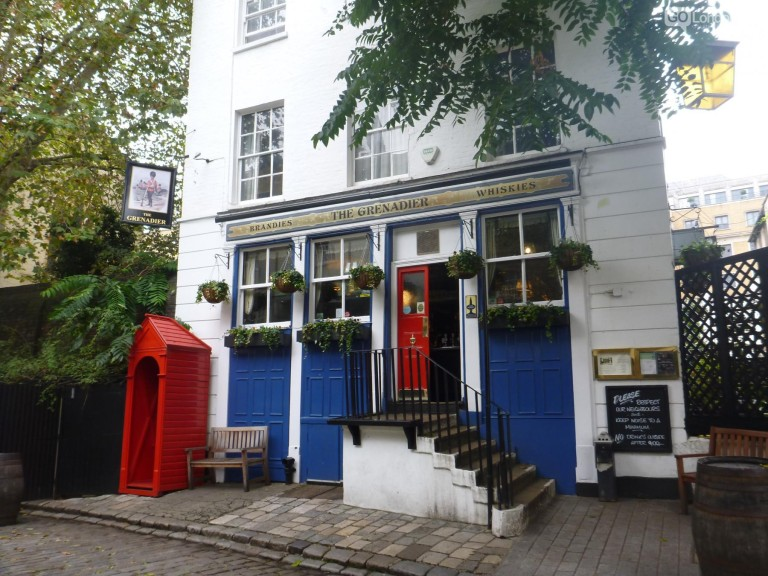 the grenadier, london