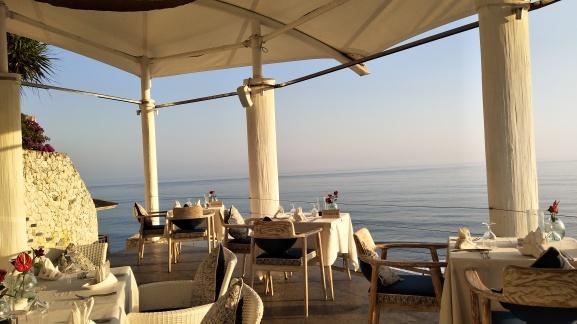 Di Mare restaurant at Karma Kandara
