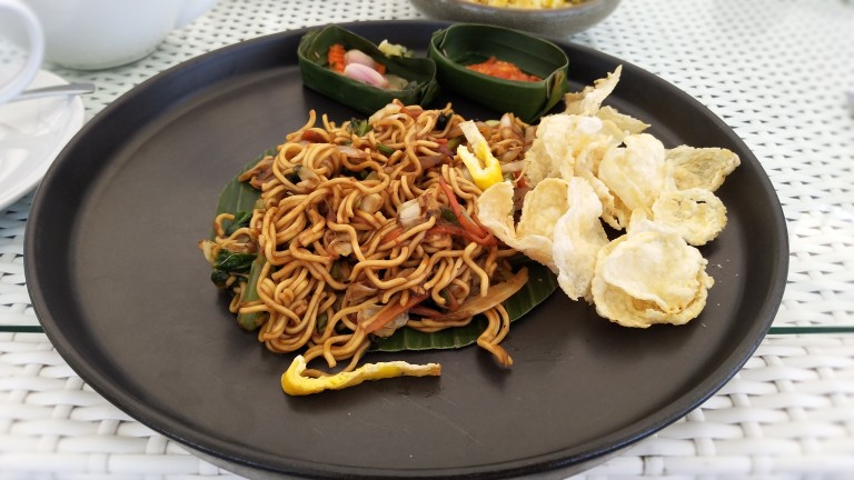 Mie Goreng - Fried Noodles