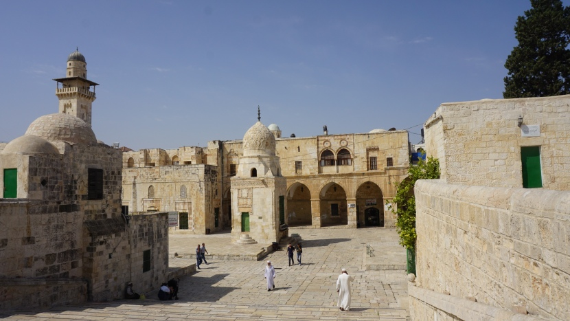 WALK THROUGH HISTORY IN JERUSALEM