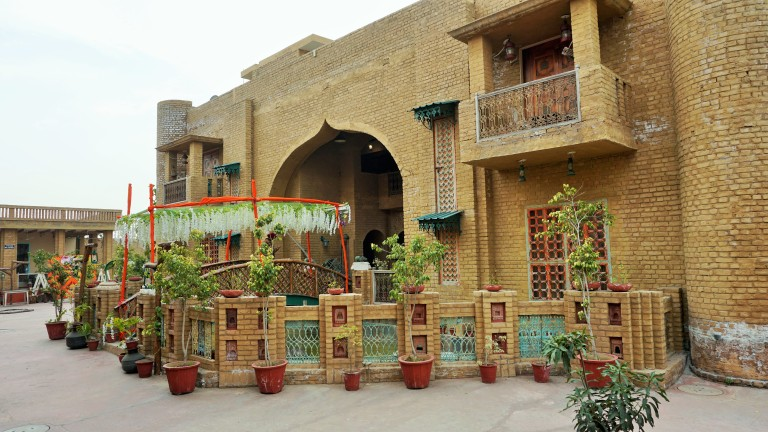 Amritsar boasts of haveli-style accomodations, like Ranjitvillas (2)