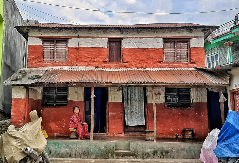 A typical nepali home